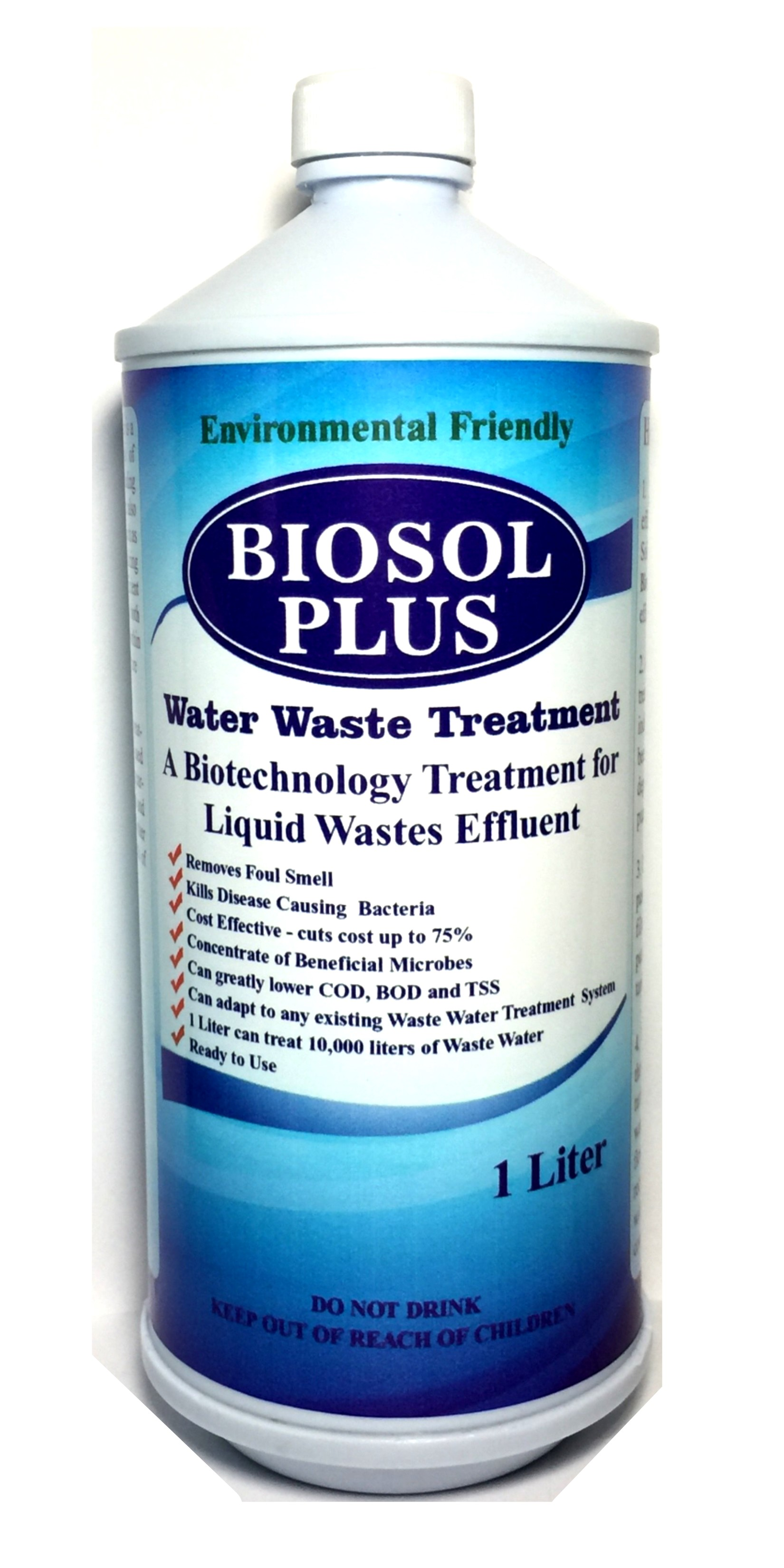 Wastewater Treatments Product : Biosol waste water treatment plant mate organic fertilizer