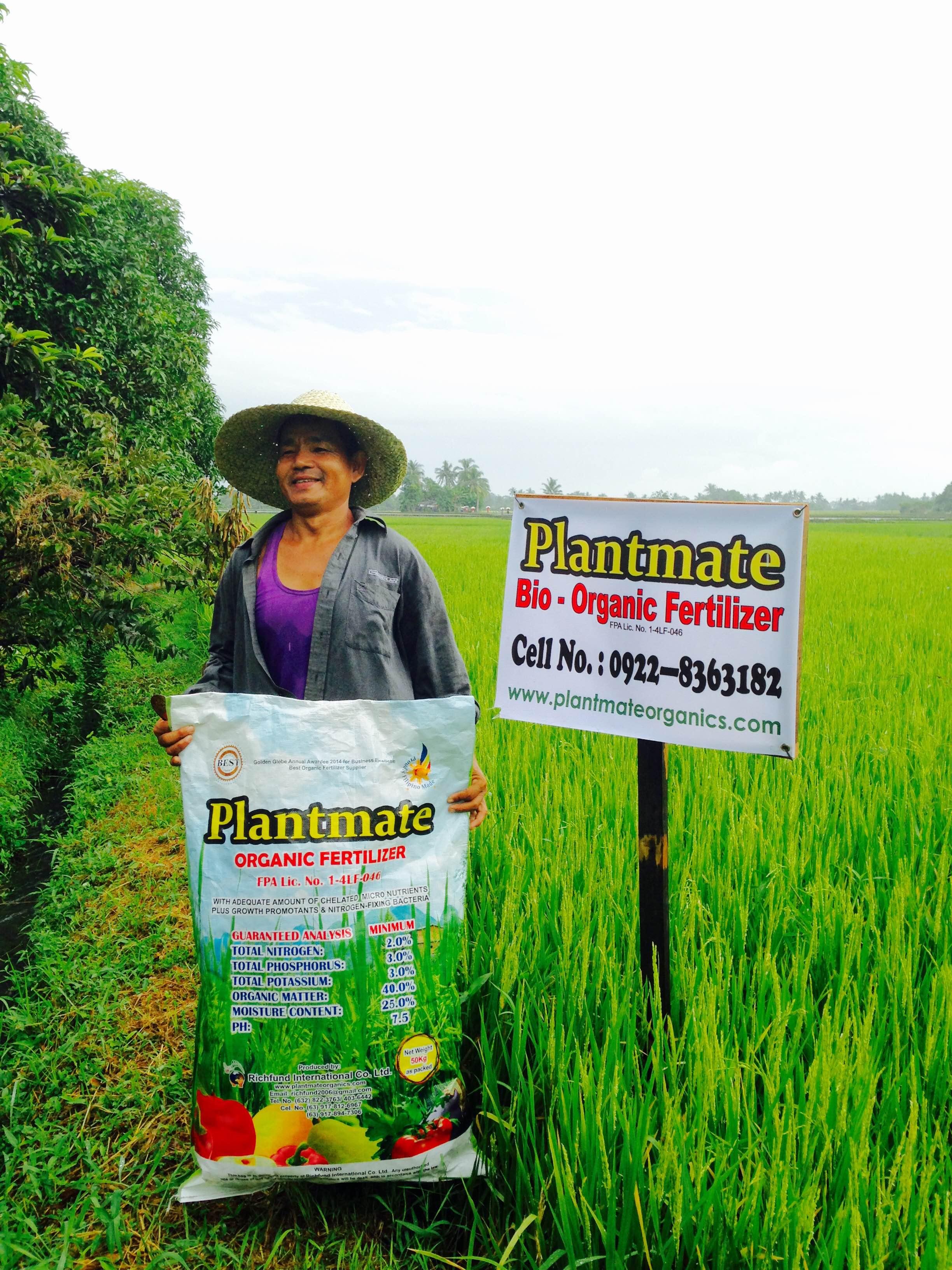 Plantmate Organic Fertilizer | Plant Mate Organic Fertilizer