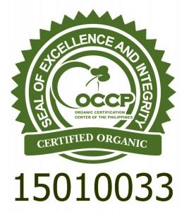OCCP Certificate