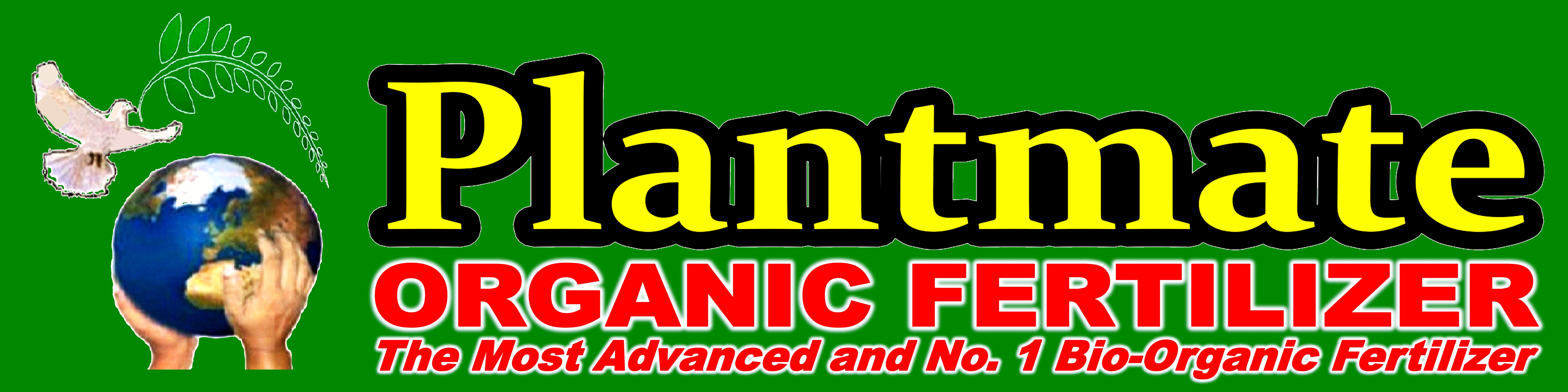 Plant Mate Organic Fertilizer